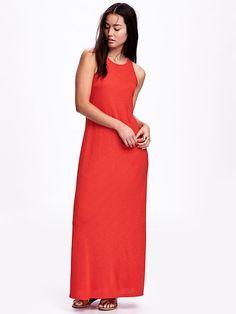 Maxi Tank Dress for Women