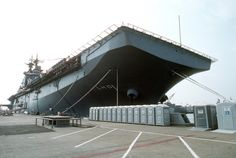 USS Wasp (LHD-1), lead ship of her class