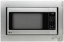 Lg Countertop Microwave With Trim Kit : ... Countertop microwave oven, Countertop microwaves and Lg electronics