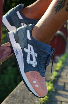 Loving these Asics. I need them n my life ASAP!!! LOL