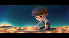 Kri8TV Box: La Luna | A Pixar Short Films