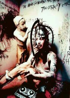 Marilyn Manson - Picture from Tourniquet Music Video. One of my favorite Marilyn Manson songs ♡