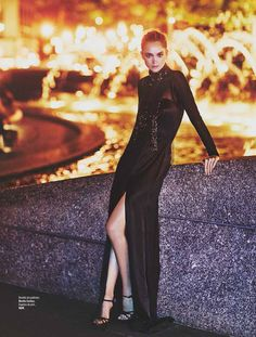 Marie Claire #Mexico December 2015 – Rosie Tupper by Geoff Barrenger