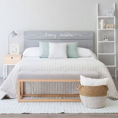 This is a Bedroom Concepts. The interior design is a broad term for many interior designers young and old. The interior design is said to be the most important thing in the house after construction… Dream Bedroom, Home Bedroom, Girls Bedroom, Nordic Bedroom, Childrens Bedroom, Pretty Bedroom, Small Bedrooms, Decor Room, Bedroom Decor