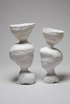 Susan Nemeth, ceramic, LTVs, Lancia TrendVisions