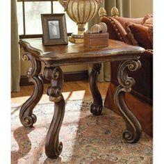 Hooker Beladora Lamp Table