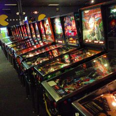 Another pinball preservation location!