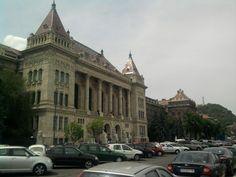 Budapesti Műszaki Egyetem & Citadella (Gellért- hegy) - Hungary