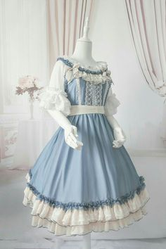 Skirt dress gothic lolita 49 ideas for 2019 Dress Outfits, Fashion Dresses, Dress Up, Cute Outfits, Dress Skirt, Emo Outfits, Easy Dress, Fashion Shirts, Dress Boots