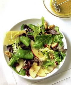 Apple, Parmesan, and Mixed Green Salad Recipe - Enjoy this recipe and For great motivation, health and fitness tips, check us out at: www.betterbodyfitnessbootcamps.com Follow us on Facebook at: www.facebook.com/betterbodyfitnessbootcamps