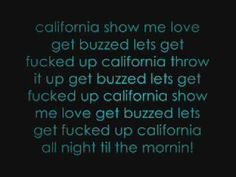 California by Hollywood Undead