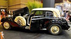 Mercedes Cars Vintage, Antique Cars, Wheels, Classic Cars, Collector Cars, Vintage Cars