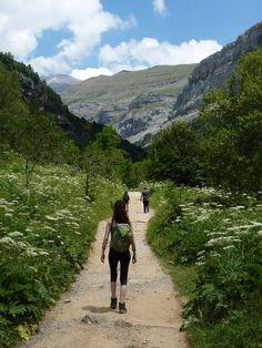 Monte Perdido-Aragon