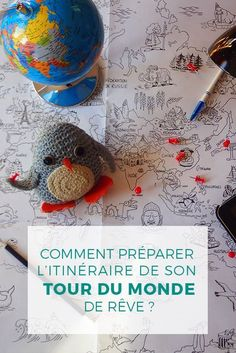 Comment préparer l'itinéraire de son tour du monde Places To Go, Road Trip, Africa, Around The Worlds, Date, Travelling, Travel Tips, Trips, Camping