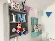 Beach Hut Decor Ideas: How I Created Mickey and Minnie - Millie's Beach Huts Beach Hut Decor, Beach Huts, Decor Ideas, Interiors, Create, Inspiration, Accessories, Biblical Inspiration, Beach Cottages