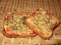 Olga's cuisine...και καλή σας όρεξη!!!: Πιτσάκια express με ψωμί του τοστ!!