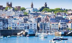 Beautiful Guernsey, where my Grandpa grew up! :D