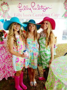 Carolina Cup #talkderbytome #lillypulitzer
