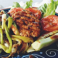 Chicken Burgers with Spiced Rub Recipe   Yummly