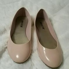 Women's size 11 Flats These shoes were only worn one day for a wedding. Still in like new condition! Lower East Side Shoes Flats & Loafers