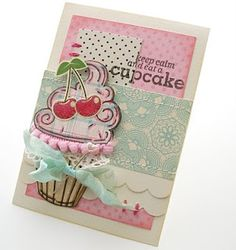 i love cupcake cards