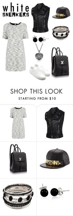"""sassy"" by creativesarcasm01 on Polyvore featuring Oasis, Sandro, Moschino and Bling Jewelry"