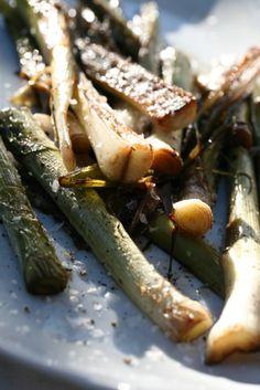 ... Leeks on Pinterest | Vinaigrette, Pan seared salmon and Braised