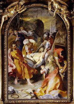 Federico Barocci, Entombment