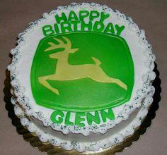 John Deere cake By: Cheryl's Home Kitchen. Find us on FaceBook!