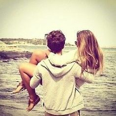 beach, love, real love, couple, cute, cute couple, sea
