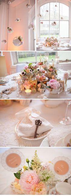 Smukas, saldas bildītes par kāzu tēmu. Vides, klusenītes, detaļas.  Spring Tea Time bei rhein-weiss