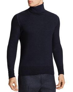 Eidos Mouline Turtleneck Sweater - 100% Bloomingdale's Exclusive