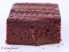 C'est ma fournée !: Le gâteau au chocolat de Cyril Lignac : FABULEUX !