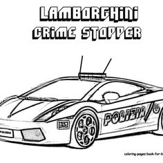 police car coloring pages printable, printable police car coloring ...