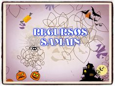 RECURSOS SAMAÍN Halloween, Home Decor, Decoration Home, Room Decor, Home Interior Design, Home Decoration, Spooky Halloween, Interior Design