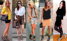 5 sandálias incrivelmente lindas que você precisa conhecer
