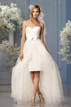 Wtoo Wedding Dresses Spring 2013 | Wedding Inspirasi | Page 2