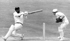 Happy birthday Sir Viv.  Fantastic player, I only remember his last years, but he was still a great batsman even then.