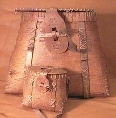 A reconstruction of the Gokstad 'Back Pack'