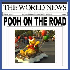 BREAKING: poop joke makes headlines