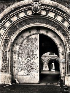 Door at Vienna