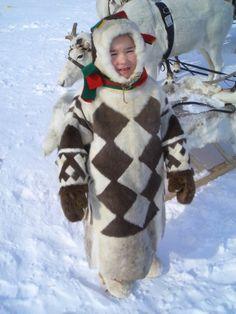 Nenets - a North, Nature , Liberty .