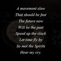 Magic Spell : Fast Time