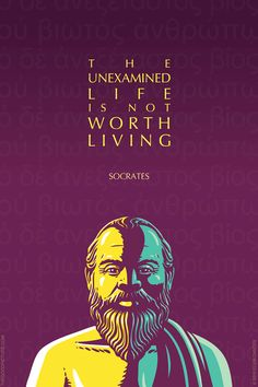 Socrates Quote: The unexamined life