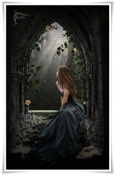 Dark Fantasy Art Women Fairy Tales Ideas For 2019 Dark Fantasy Art, Foto Fantasy, Fantasy World, Dark Gothic Art, Gothic Artwork, Vampires, Art Vampire, Art Noir, Fantasy Photography