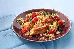 Toskanischer Hähnchen - Auflauf 1