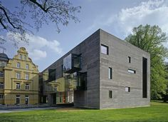 2004 - SENIOR RESIDENCE - HEISDORF - LUXEMBOURG/VALENTINY hvp architects
