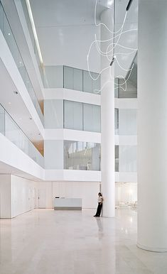 Gallery of New Headquarters Of Garrigues / EDDEA - 1
