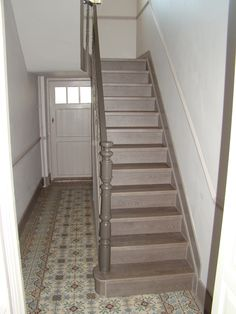 25 best Cage d\'escalier images on Pinterest | Stairs, Hallways and Cage