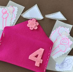 Curly Birds: Sewing Projects for Preschoolers